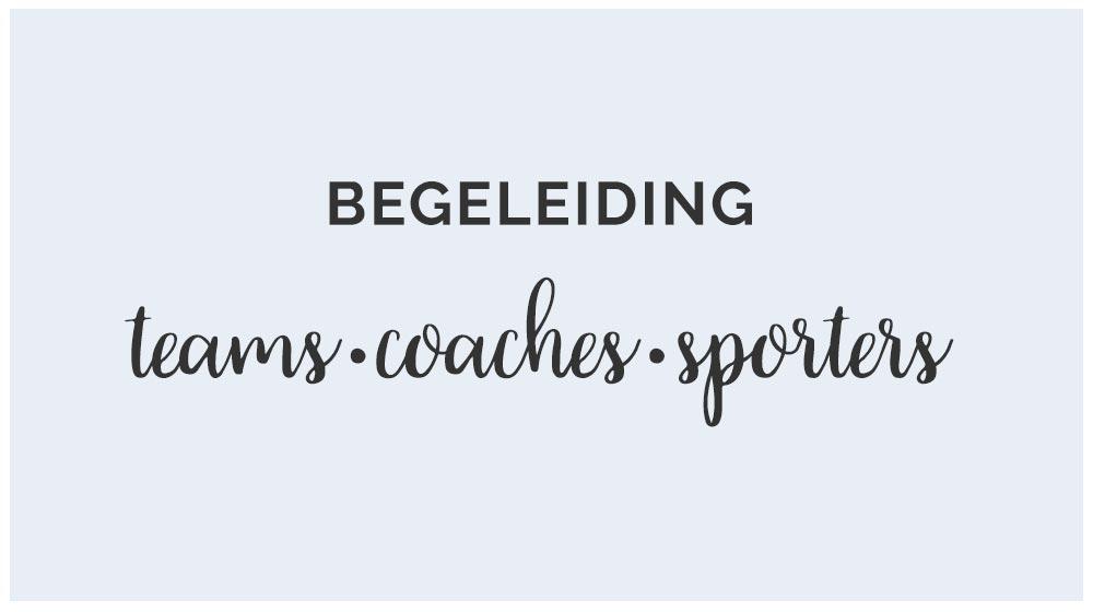 Soorten begeleiding sportpsycholoog Marjolein Torenbeek