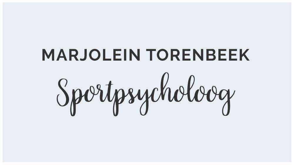 Sportpsycholoog Utrecht Nijmegen Arnhem - Marjolein Torenbeek